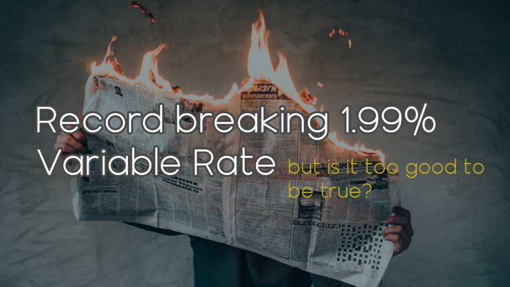 1.99% variable rate