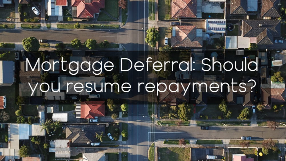 Mortgage Deferral