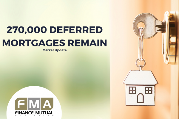 1/2 deferred mortgages remain unpaid