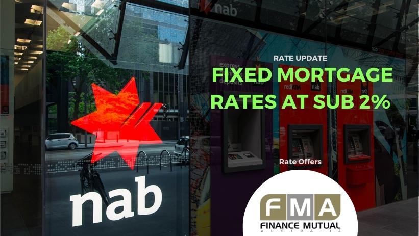 NAB lower rates