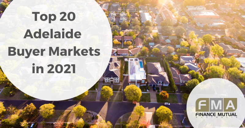 Top 20 Adelaide Housing Markets
